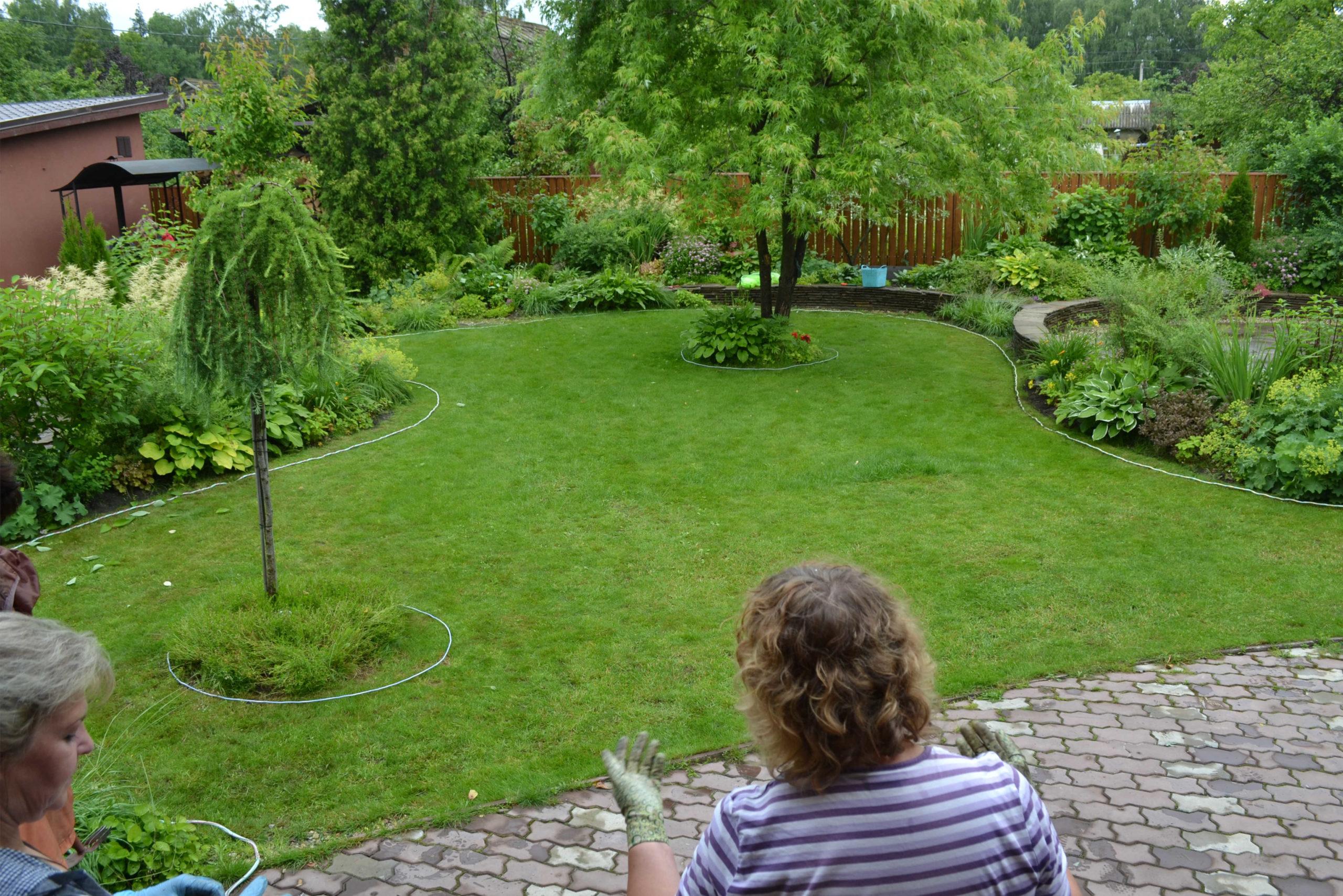 Садовник – дизайнер (САД для СЕБЯ)