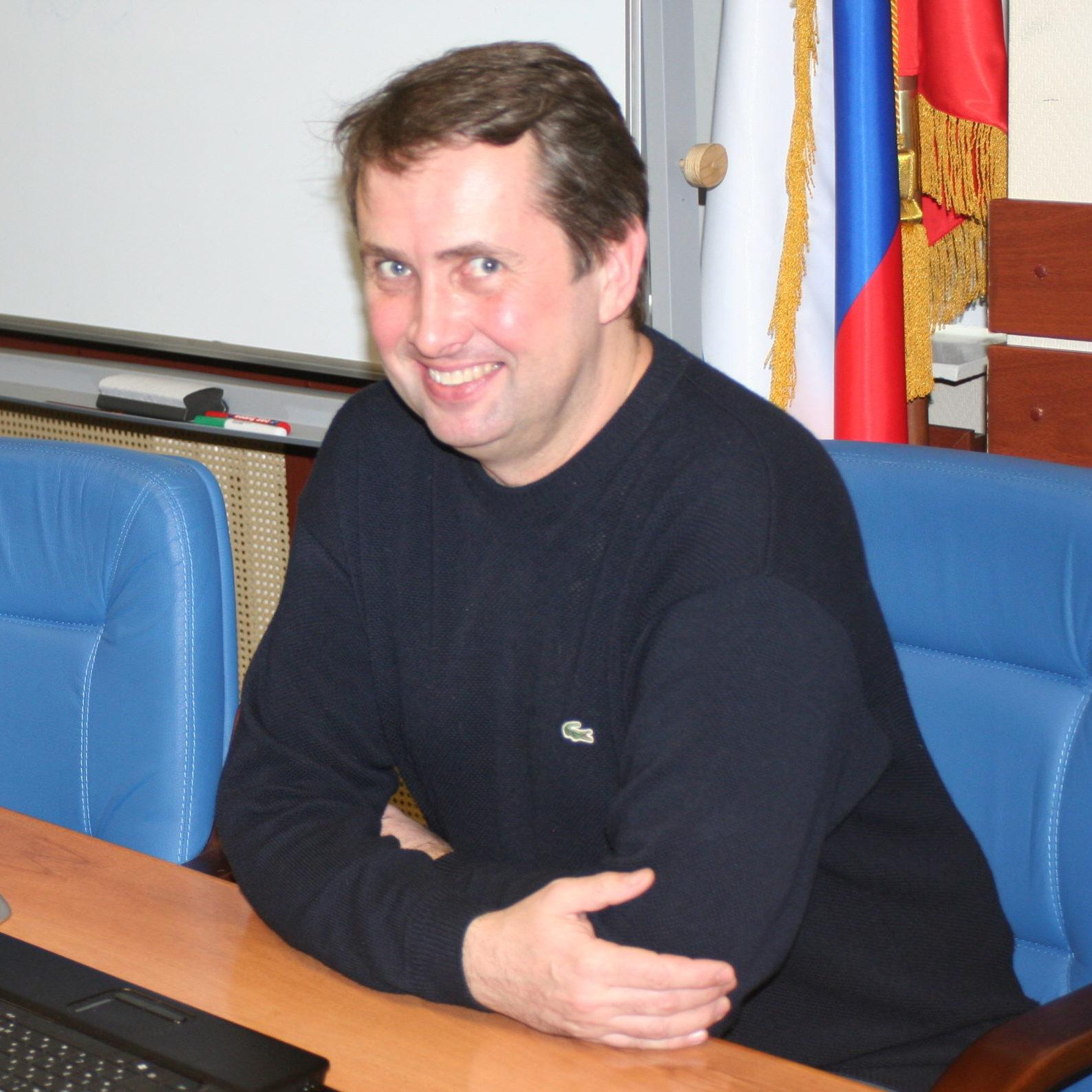 Александр Чечуров