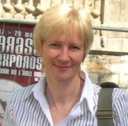 Ирина Бондорина